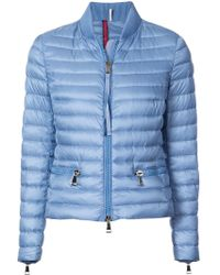Moncler - Long Sleeved Padded Jacket - Lyst