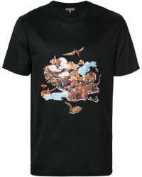 Lanvin - The Island T-shirt - Lyst