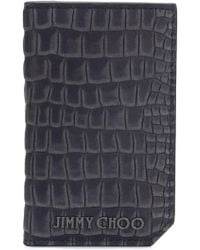 Jimmy Choo - Clifford S Billfold Wallet - Lyst