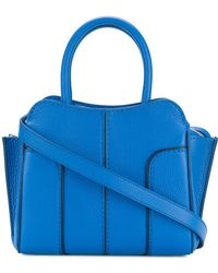Tod's | Panelled Tote Bag | Lyst