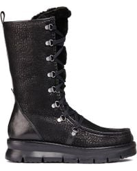 Geox - 's D Porthya E High Boots - Lyst
