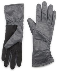 G.H. Bass & Co. | Ruched Stretch Glove | Lyst