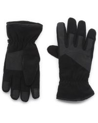 G.H. Bass & Co. - Micro Fleece Touch Glove - Lyst