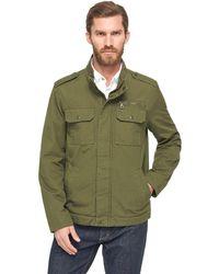 G.H. Bass & Co. | 2 Pocket Military Jacket | Lyst