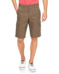 G.H. Bass & Co. - Cargo Garment Dye Short - Lyst