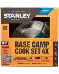 G.H. Bass & Co. - Stanley ® Base Camp Cook Set For Four - Lyst