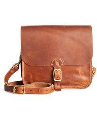 ab8423d4d013 Lyst - Furla Julia Mini Top Handle Crossbody Bag in Black