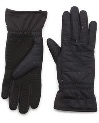 G.H. Bass & Co. | Quilted Fabric Glove | Lyst