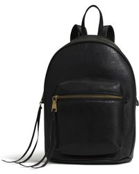 G.H. Bass & Co. - Avery Two Tone Backpack - Lyst