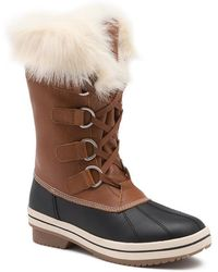 G.H. Bass & Co. - Juno Snow Boot - Lyst