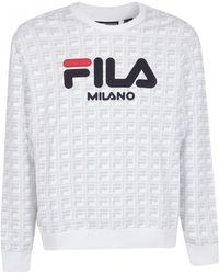 3dee78f8be80 Gosha Rubchinskiy Fila Sweatshirt in Black for Men - Lyst