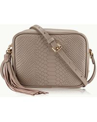 b4fa8d0d9e1 Marc Jacobs Madison Saffiano Leather Crossbody Bag & Pouch in Purple ...
