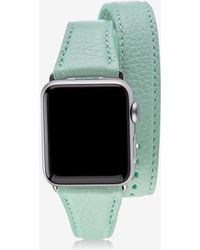Gigi New York - 38mm Double Wrap Apple Watch Band - Lyst