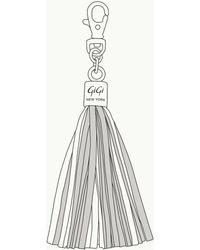 Gigi New York - Customizable Tassel Bag Charm - Lyst