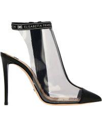 Elisabetta Franchi - Heeled Booties Shoes Women - Lyst