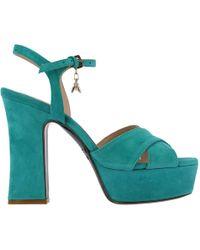 Patrizia Pepe - Heeled Sandals Women - Lyst