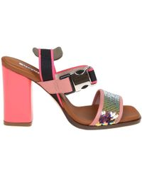 Alberto Gozzi - Heeled Sandals Shoes Women - Lyst