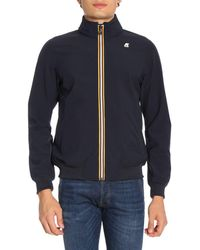 K-Way - Jacket Men - Lyst