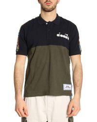 Diadora - T-shirt Men - Lyst