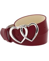 Love Moschino | Belt Women | Lyst