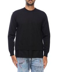 Diesel Black Gold - Sweater Men - Lyst