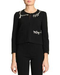 Boutique Moschino - Blazer Women - Lyst