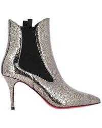 Pinko - Heeled Booties Shoes Women - Lyst