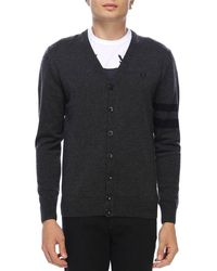 Fred Perry - Cardigan Sweater Men - Lyst