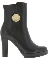 Emporio Armani - Heeled Booties Shoes Women - Lyst