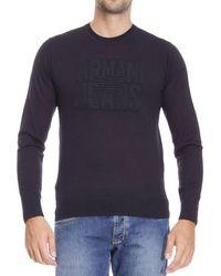 Armani Jeans - Sweater Man - Lyst