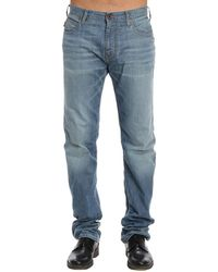 Emporio Armani - Jeans Men - Lyst