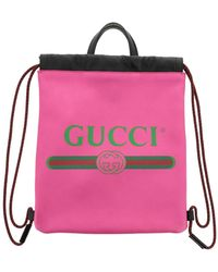 eff3677bad93 Lyst - Gucci Blue Gg Nylon Tote From Viaggio Collection in Blue for Men