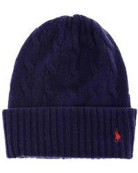 Polo Ralph Lauren - Hat Women - Lyst