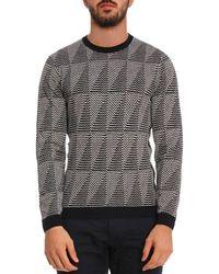 Giorgio Armani - Sweater Men - Lyst