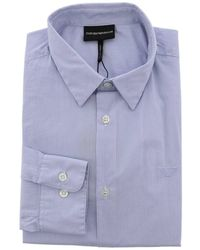 Emporio Armani - Shirt Men - Lyst