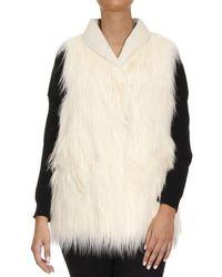 Armani Jeans - Fur Coats Jackets Woman - Lyst