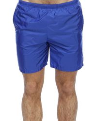 094ef87d2f Men's Prada Beachwear - Lyst