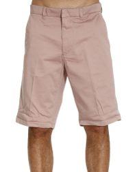 DIESEL - Bermuda Shorts Men - Lyst