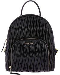 Miu Miu - Backpack Shoulder Bag Women - Lyst