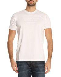 Emporio Armani - T-shirt Men - Lyst