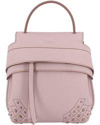 Tod's | Backpack Shoulder Bag Women | Lyst