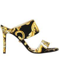 Versace - Heeled Sandals Shoes Women - Lyst
