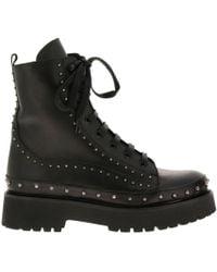 Pinko - Flat Booties Shoes Women - Lyst