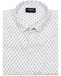 Armani Jeans - Shirt Men - Lyst