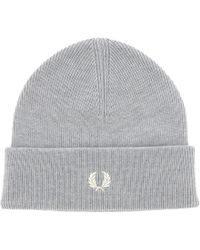 8496e849e21 Lyst - Fred Perry Hat Man in Blue for Men