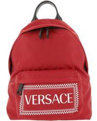 Versace - Backpack Shoulder Bag Women - Lyst