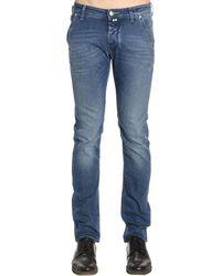 Jacob Cohen - Pants Men - Lyst
