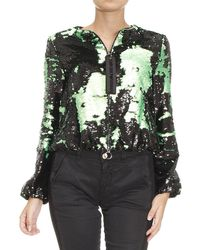 Emporio Armani - Blazer Suit Jacket Woman - Lyst