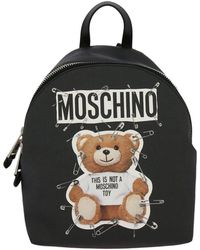 Moschino - Backpack Shoulder Bag Women - Lyst