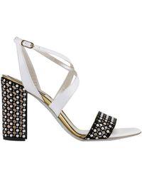 Rene Caovilla | Heeled Sandals Shoes Women | Lyst